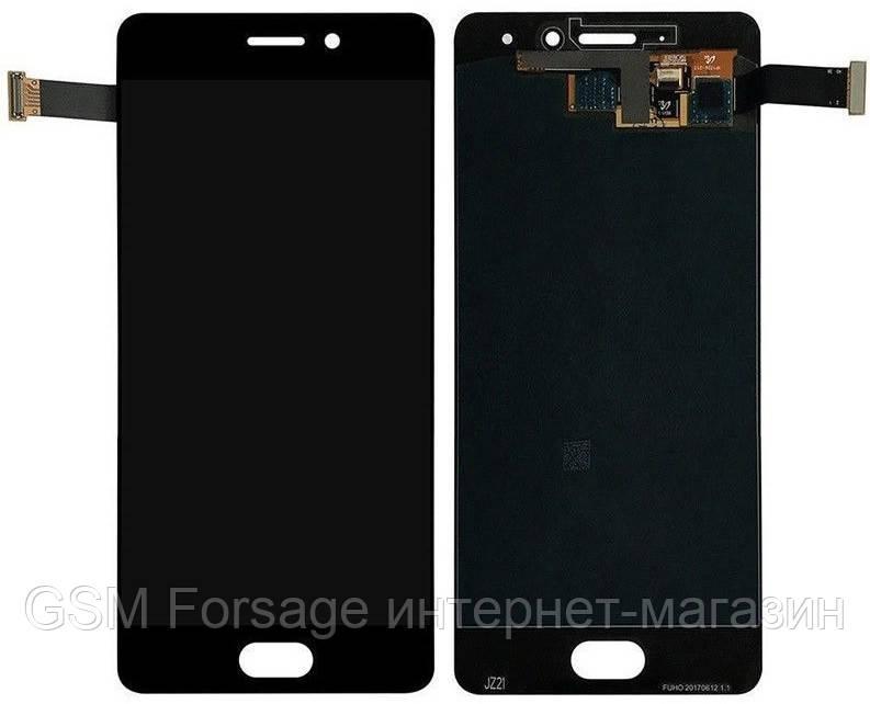 Дисплей Meizu Pro 7 Plus (M793H) SuperAmoled complete Black