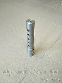 Кріплення для роторної ремінною мотоблочной косарки
