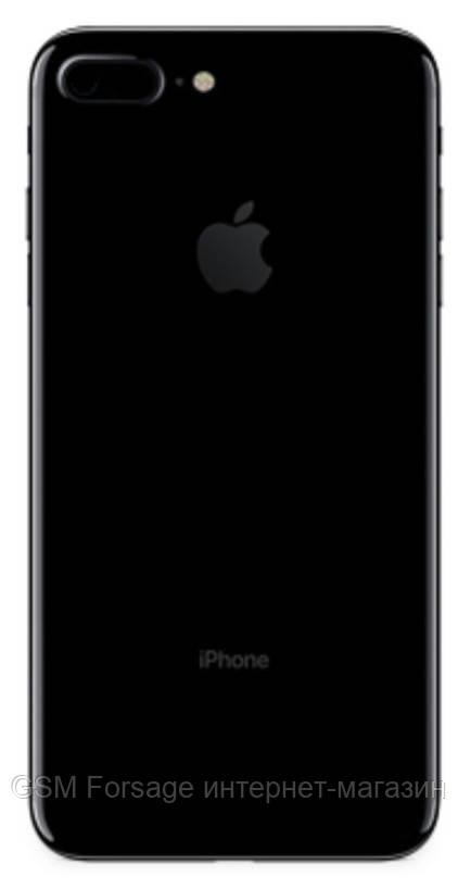 Кришка задня iPhone 7 Plus (5.5) Jet Black