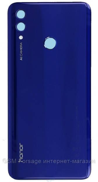 Задняя часть корпуса huawei honor 10 lite sapphire blue