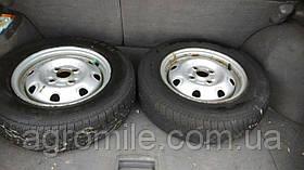 Жигулівські колеса в зборі Б/В (для важких мотоблоків та причепів)