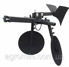 Картофелесажалка оборотная (диски 360 мм) Премиум (Z-105) под воздушку