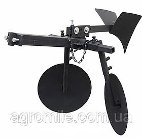 Картоплесаджалка оборотна (диски 360 мм) Преміум (Z-105) під воздушку