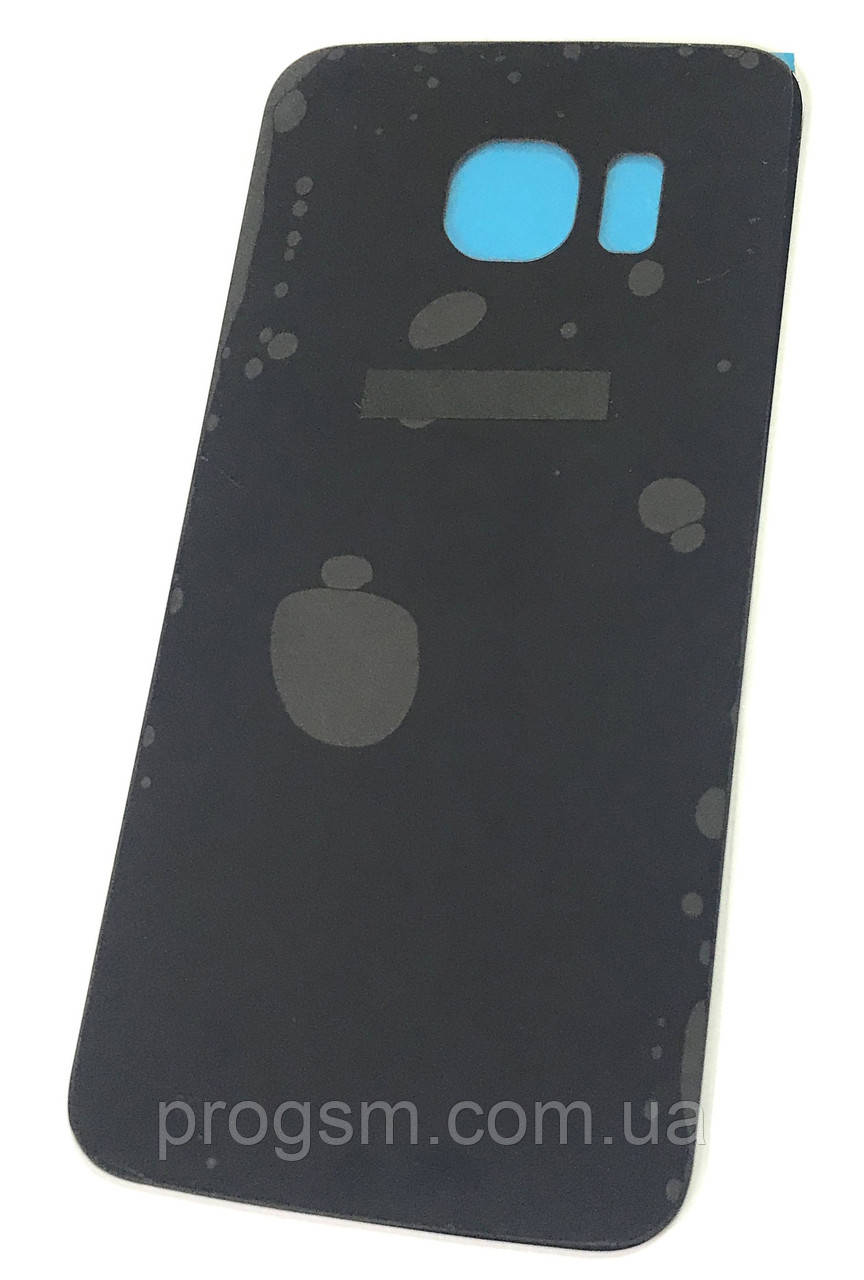 Задня частина корпусу samsung galaxy s6 g925f edge (blue)