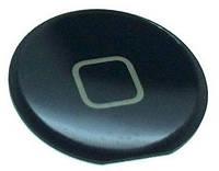 Кнопка центральная iPad 3 Black (пластиковая) (A1416, A1430, A1403)