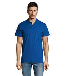 Рубашка поло SOL'S SUMMER II, Royal-blue_241, размеры от XS до XXL