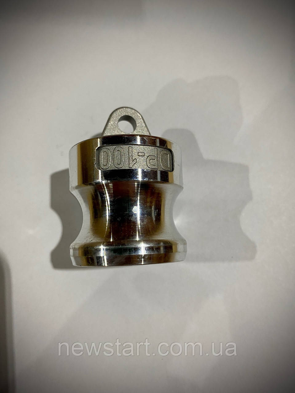 Камлок заглушка (camlock) алюміній тип DP