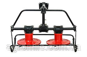 Косилка роторная WEIMA 1100-6 под шлицевой вал (к моделям WM1100-6)