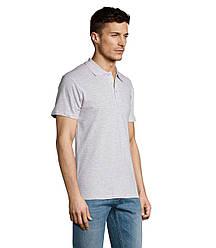 Рубашка поло SOL'S SUMMER II, Ash_300, размеры от XS до XXL