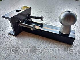Зчіпка мототракторная під автомобільний причіп