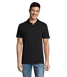 Рубашка поло SOL'S SUMMER II, Navy_318, размеры от XS до XXL