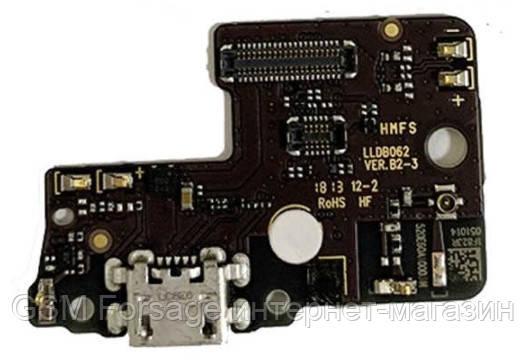 Роз'єм зарядки Xiaomi Redmi S2, Redmi Y2 (з платою) OR