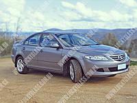 Mazda 6 (02-08), Лобове скло
