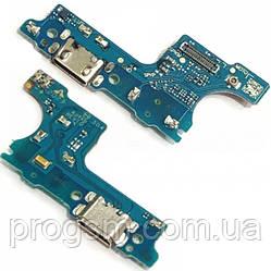 Разъем Зарядки Samsung Galaxy A01 Sm-A015 (С Платкой) H/C
