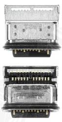 Разъем Зарядки Huawei P20 (Usb Type-C)