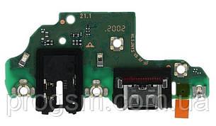 Разъем Зарядки Huawei P40 Lite, Nova 7I (С Платкой)