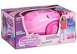 Пылесос детский игрушечный розовый арт. 0925. Детская бытовая техника, фото 4