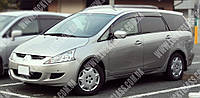 Mitsubishi Grandis (04-11), Лобове скло