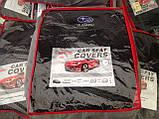 Авточехлы на Subaru Impreza 2007-2011 sedan, Favorite Субару Импреза, фото 6