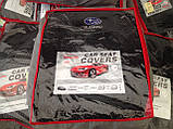 Авточохли на Subaru Impreza 2007-2011 sedan, Favorite Субару Імпреза, фото 6