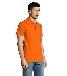 Рубашка поло SOL'S SUMMER II, Orange_400, размеры от XS до XXL