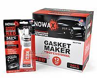 Герметик прокладочный NOWAX NX37309  цвет: красный 85g