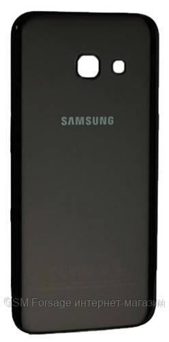 Задня частина корпусу Samsung Galaxy A3 SM-A320F (2017) Black