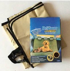 Подстилка для животных в автомобиль Pet zoom lounge Коврик для животных, авто-коврик для собак и кошек