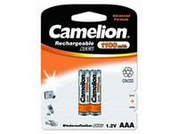 Аккумулятор Camelion AAA 1100mAh NiMh NH-AAA1100BP2