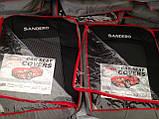 Авточохли на Renault Duster 2010> wagon Favorite, Рено Дастер, фото 9