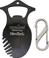 Міні-Мультитул NexTool BOTLLE OPENER & Cutlery Com2eat KT5013B