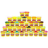 Play-Doh набор 36 баночек поштучно