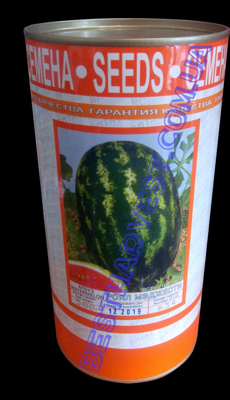 Семена арбуза «Роял Мэджести» 500 г, инкрустированные (Vitas)