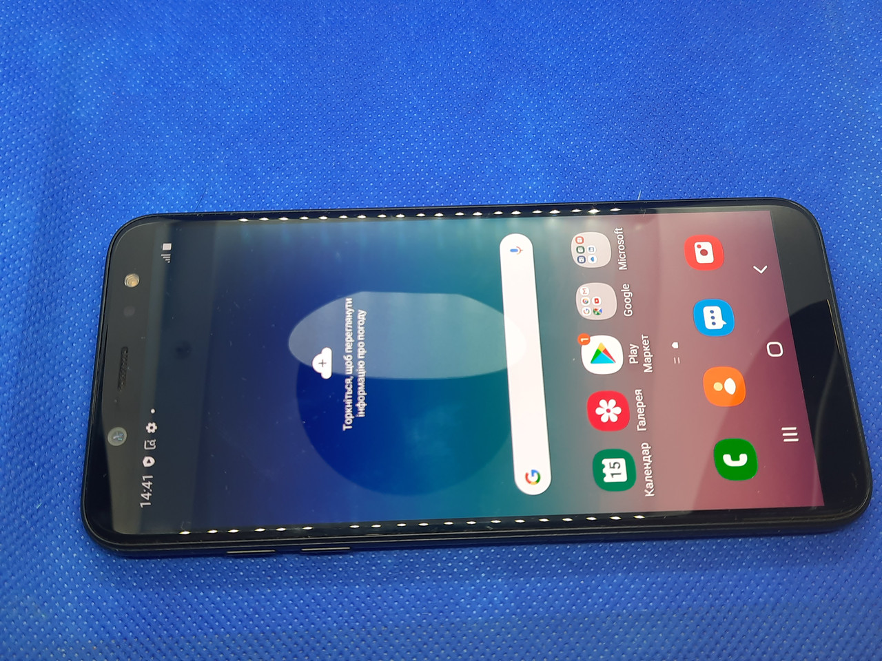Samsung Galaxy A6 A600 3/32GB #1303ВР