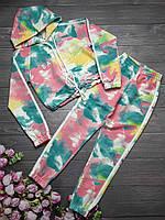 """Спортивний підлітковий костюм """"BALANCE"""" для дівчинки 8-12 років,різнокольоровий"""