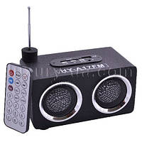 Портативная колонка, радиоприемник A-17 FM