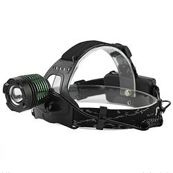 Налобний ліхтар BL POLICE 2188B 158000W T6 ліхтарик 1050 Lumen