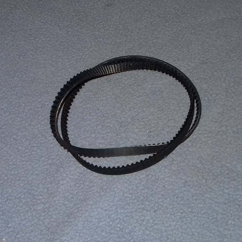 Ремінь приводу зубчастий 90S3M561 для хлі (Moulinex SS-186089 / DeLonghi EH126 (187 зубів; Довжина ременя - 561 мм)
