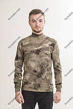 Гольф Военный с начесом Зимний АТАКС