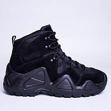 Тактические Ботинки Pan-Tac Black