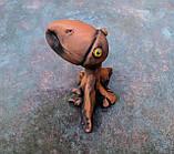 Керамічна фігурка Ворона, фото 3