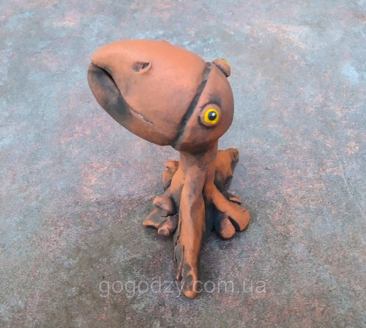 Керамічна фігурка Ворона
