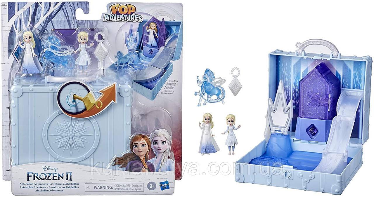 Игровой набор Frozen  Арендель с Эльзой