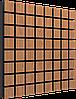 Vicoustic Flexi Wood Ultra Lite звукопоглощающая и отражающая панель (6шт)
