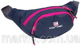 Містка стегновий сумка, бананка Corvet WB3500-70 синя