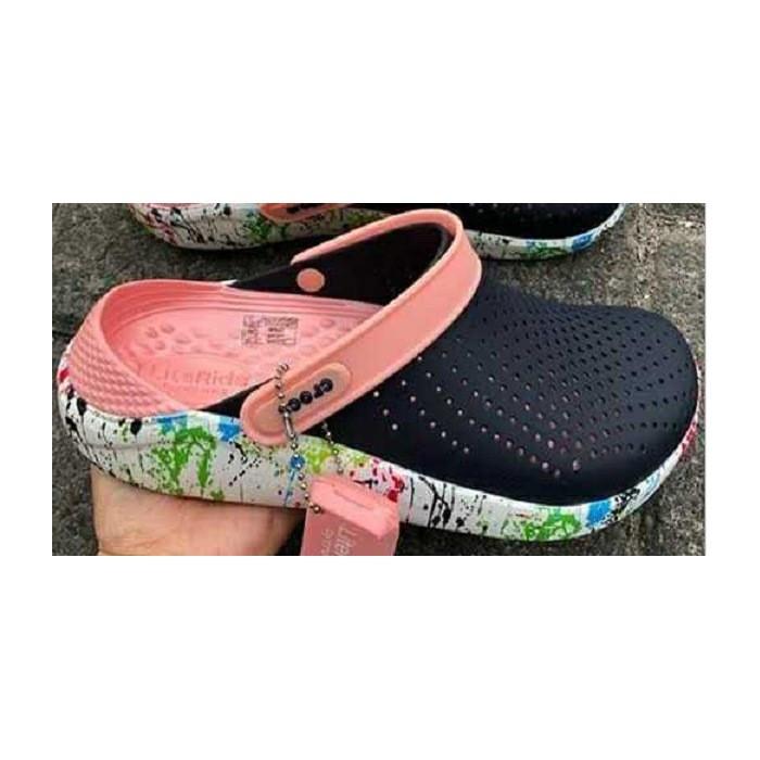 Жіночі крокси Crocs LiteRide™ Clog чорні 36 р.