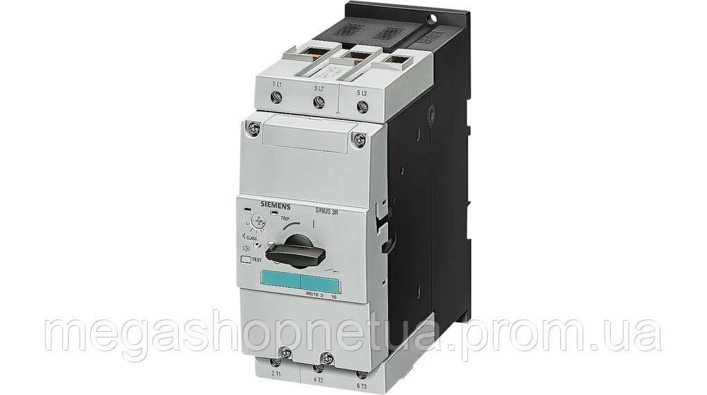 3RV1041-4KA10 автомат защиты двигателя 57-75A