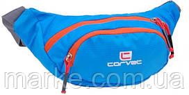 Містка поясна сумка, бананка Corvet WB3500-39