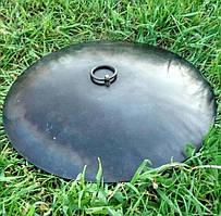Кришка для сковороди з диска, борони 50 см