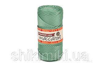 Трикотажный шнур PP Macrame Large 3 mm, цвет Полынь